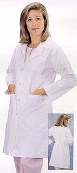 Ladies Labcoat, Style L700